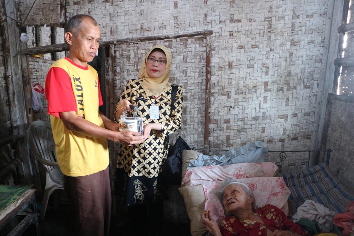 Kecamatan Bukateja Luncurkan Program Rantang Berkah