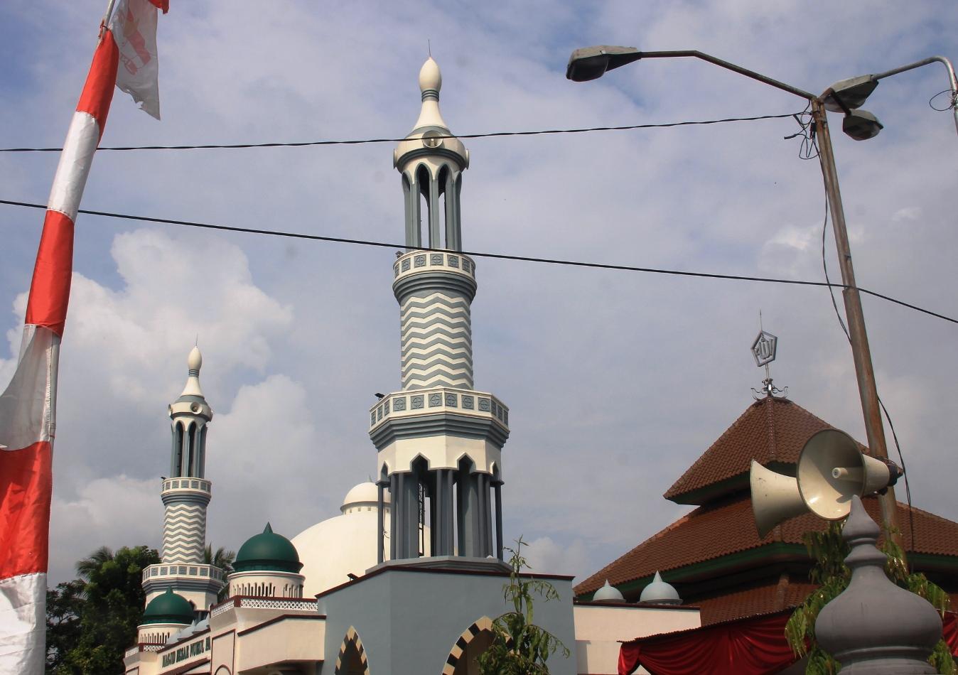 Masjid Nurul Falah Bukateja Diharap Jadi Ikon Kecamatan Religius